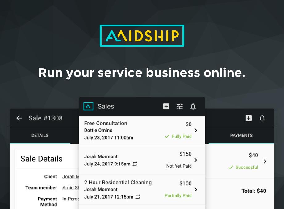 Amidship Software - 1