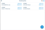 AccelGrid screenshot: AccelGrid inventory tracking screenshot