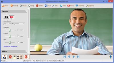PresentationTube Software - 1