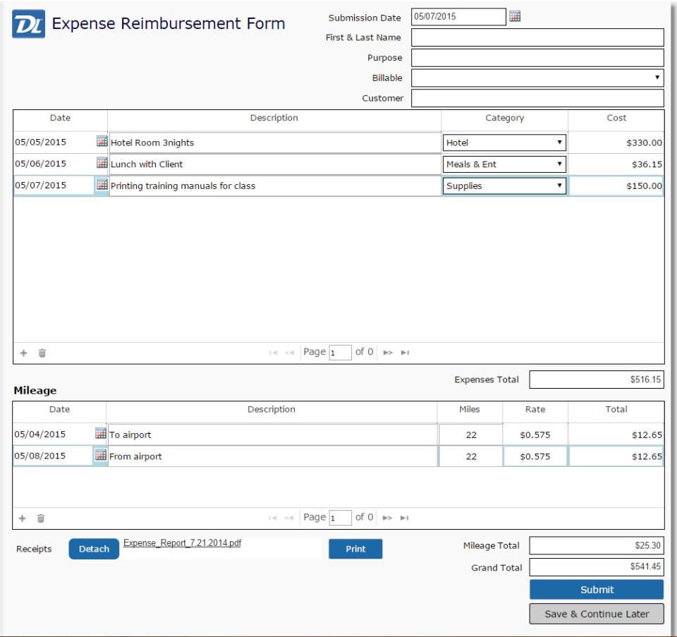 Document Locator Software - 5