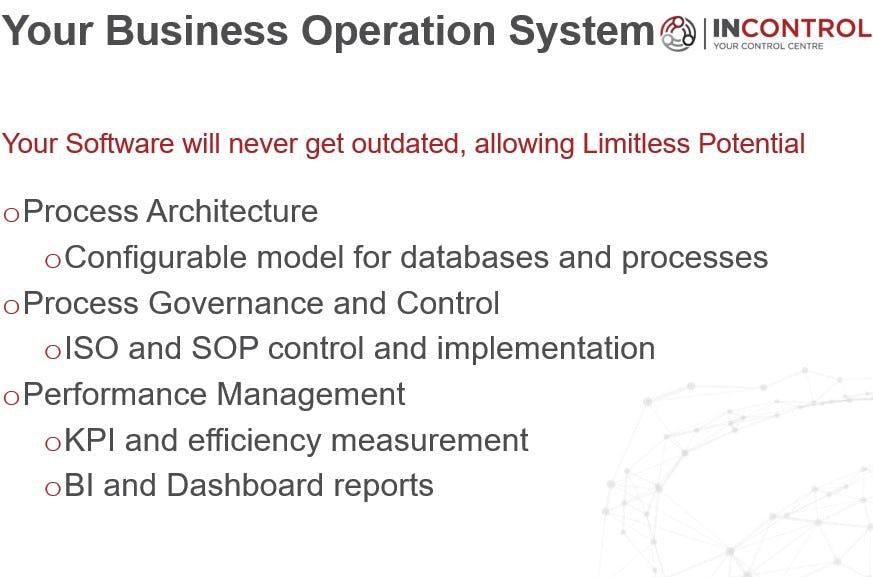 INControl Software - 5