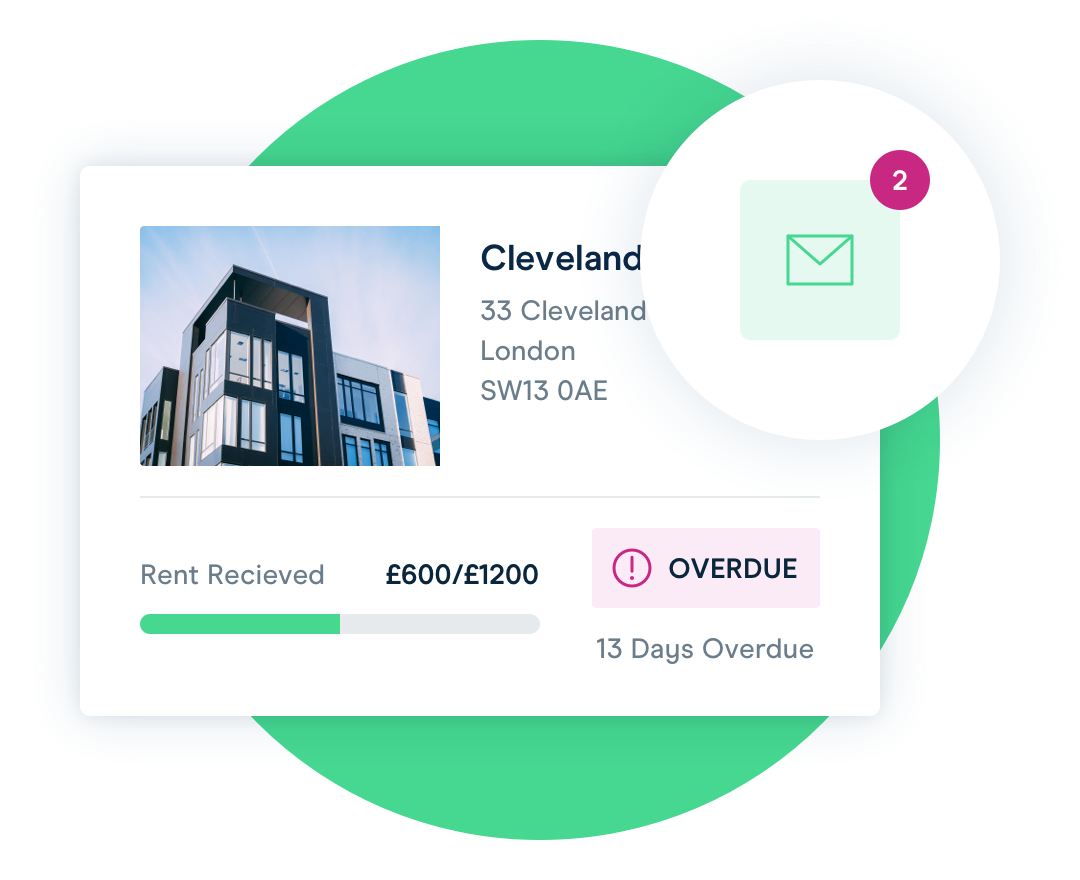 Use our mobile and desktop app to simplify your finances and organise your entire rental property business, without spending hours on admin.