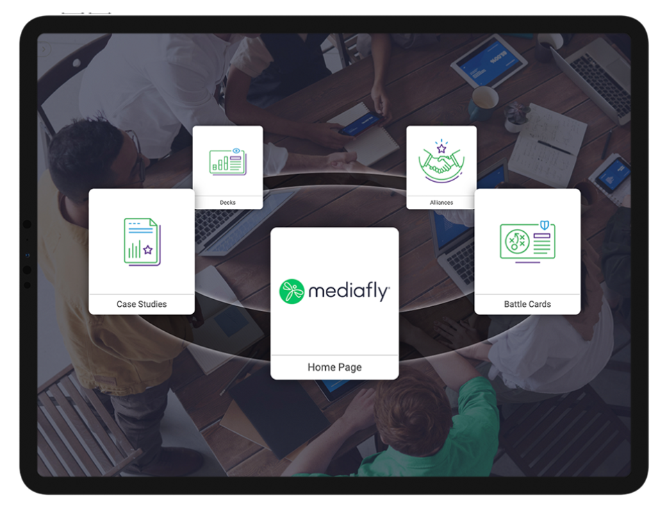 Mediafly Software - Bring your content to life with interactive presentations