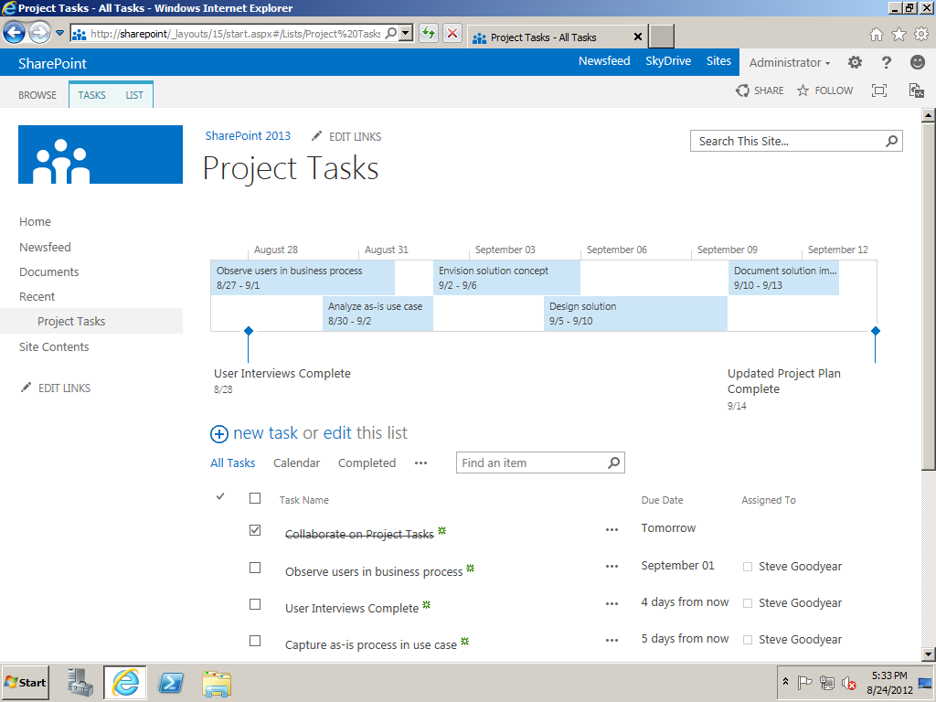 Microsoft SharePoint Software - 1