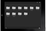 NetX screenshot: Mobile interface