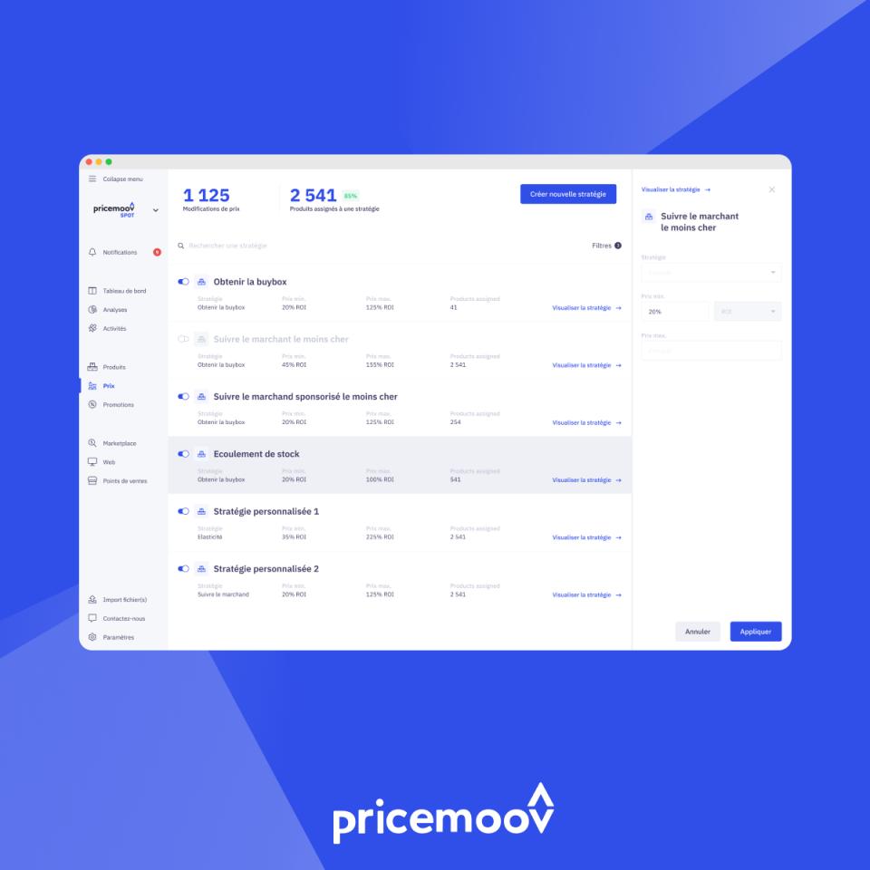 Pricemoov Software - saas pricemoov deals