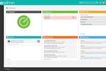 Elvanto screenshot: Elvanto showing the admin dashboard