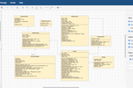 draw.io screenshot: UML diagrams help document all aspects of software engineering projects