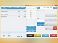COMCASH Retail ERP