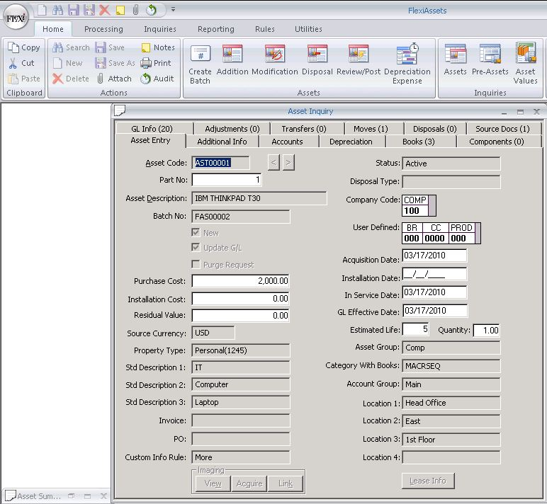 Flexi Software Software - Integrated suite