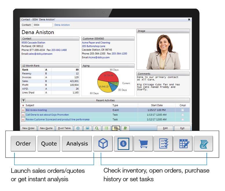 Inform ERP Software - 4