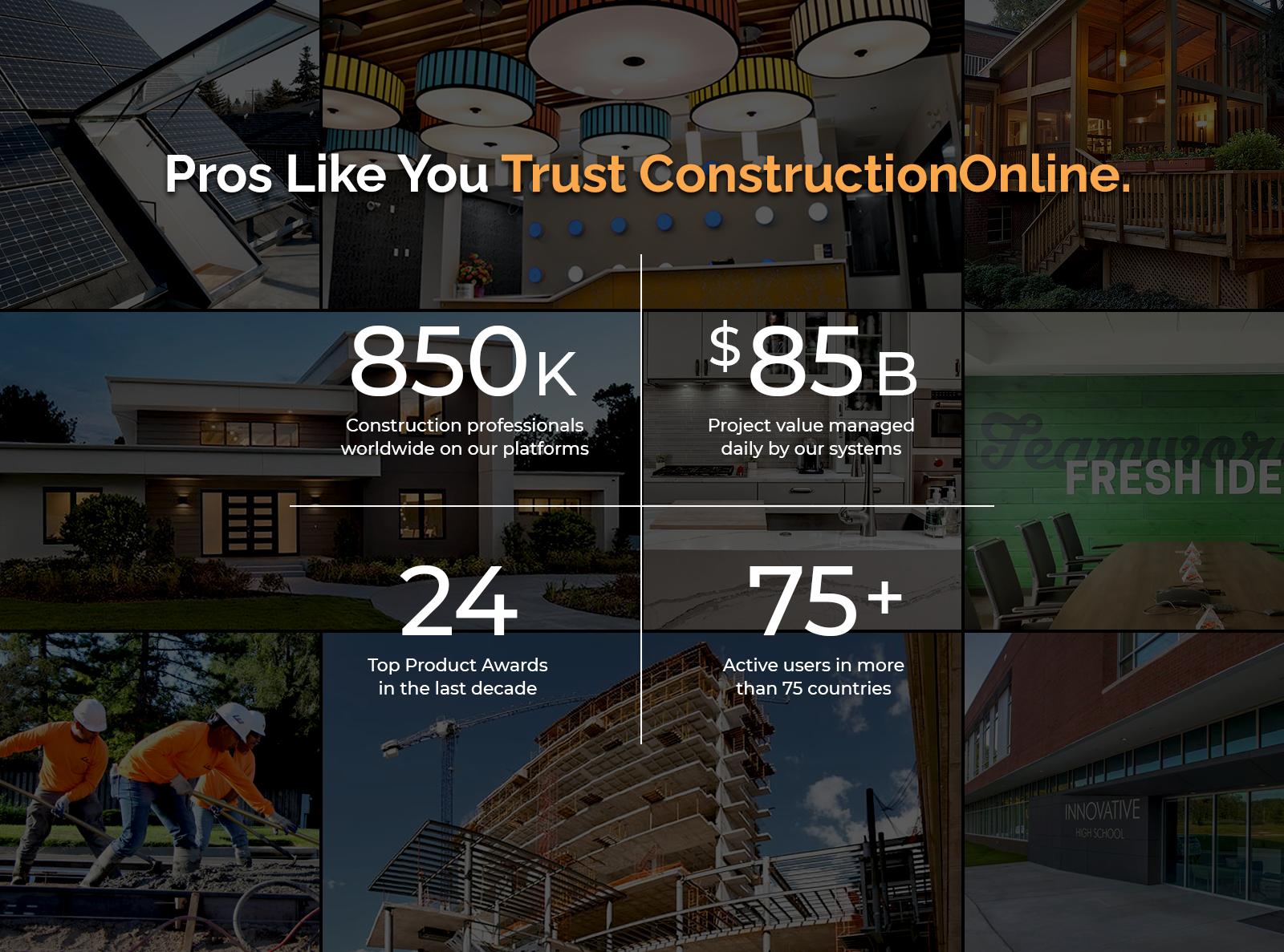 ConstructionOnline Software - 5