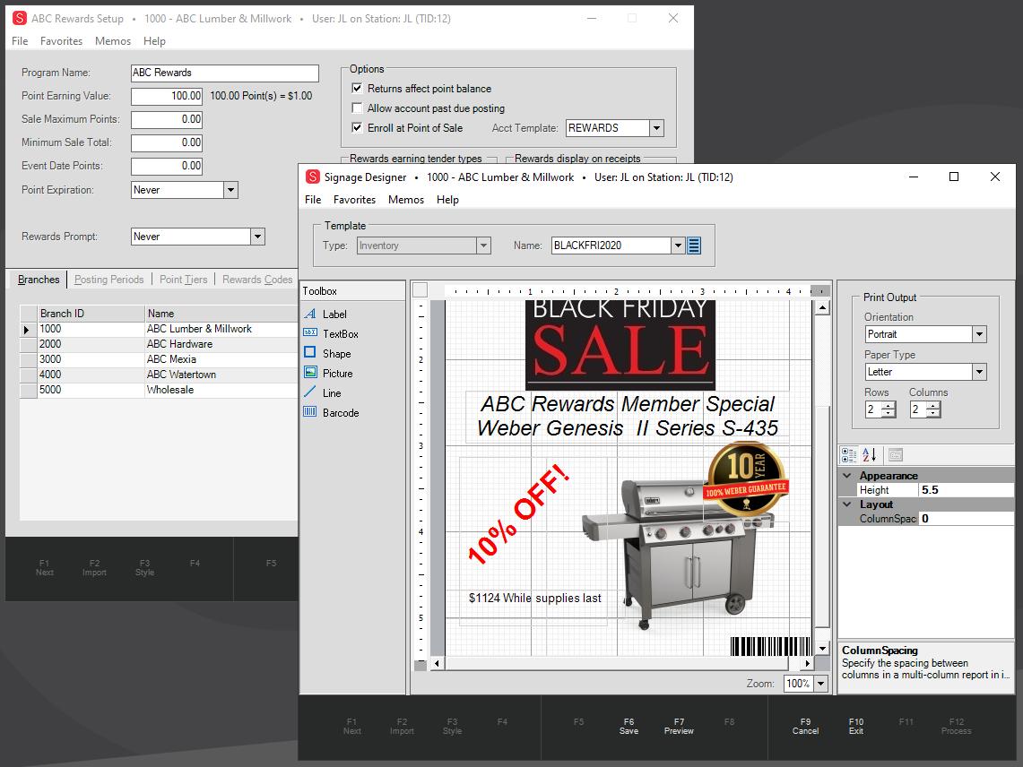 Spruce Software - Customer Loyalty