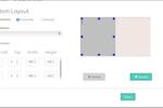 Capture d'écran pour Zeetaminds : Infinite layout possibilities