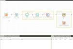 Matillion screenshot: Matillion component failure screenshot