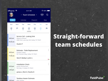 FieldPulse Software - Scheduling the team has never been easier
