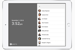 QuickBooks Time Screenshot: TSheets kiosk time tracking works on any device with an internet connection, including tablets