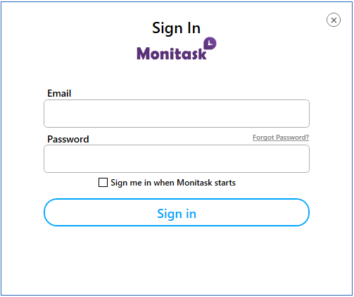 Monitask Software - 3