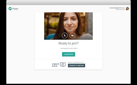 Google Meet Software - 2