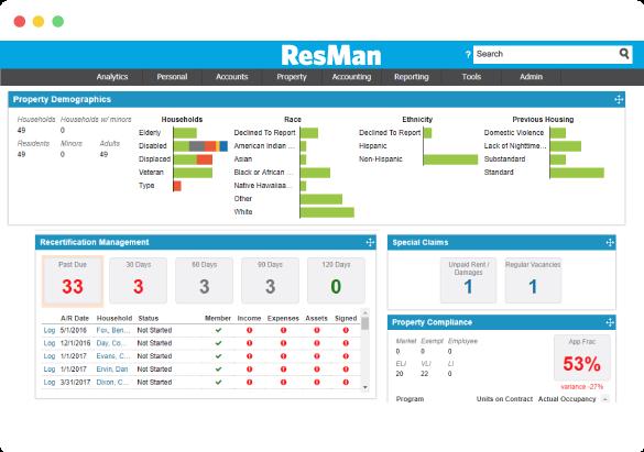 ResMan Software - 4