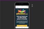 Instiller screenshot: Litmus is integrated for easier email template testing