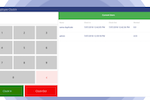 till screenshot: Manage staff attendance, and track their working hours and break times