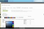 Capture d'écran pour EduBrite : Customize microsite logo