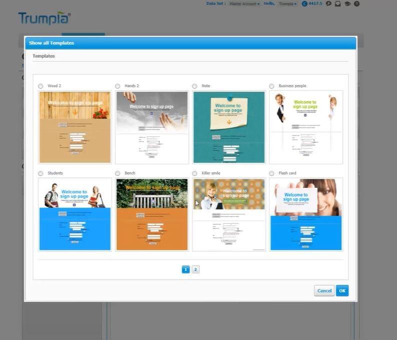 Trumpia Software - 3