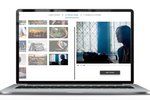 Rocketium Screenshot: Select one of Rocketium's built-in themes