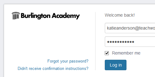 Aside from being customizable in terms of school branding, the system can have multiple personal accounts created with their own permission settings applied