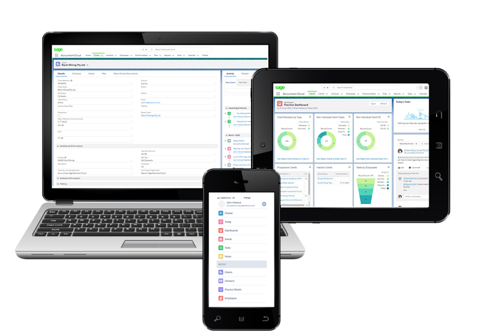 HandiSoft Cloud - the next-generation cloud platform for accountants, available anytime anywhere