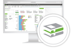 Capture d'écran pour QlikView : Dashboard creation