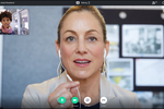 Capture d'écran pour GoToMeeting : Select Your Preferred Camera View  Build better business relationships with an all new 1:1 view during individual meetings. Or use it with multiple participants to automatically see the active speaker.