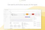 Captura de pantalla de Atera: Get Alerts and Solve Issues On The Spot