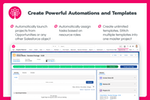 Inspire Planner screenshot: Create Powerful Automations and Templates