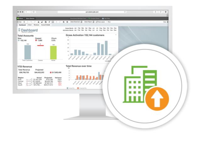 QlikView Software - Enterprise scalability