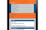 eSchedule screenshot: 24/7 access to schedules from any device with an internet connection