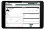 Netchex screenshot: Netchex gives users access to the HR information they need in real-time, from PTO requests to accruals information