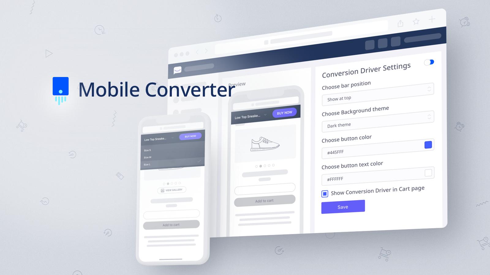 Maximize your mobile conversions & revenue