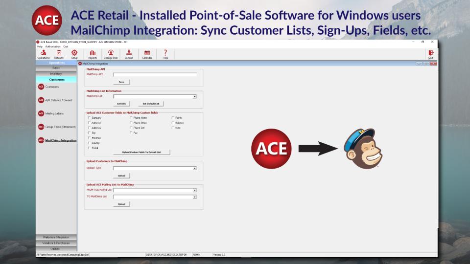 ACE Retail POS Logiciel - 5