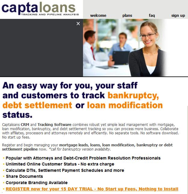 Captaloans Software - 1
