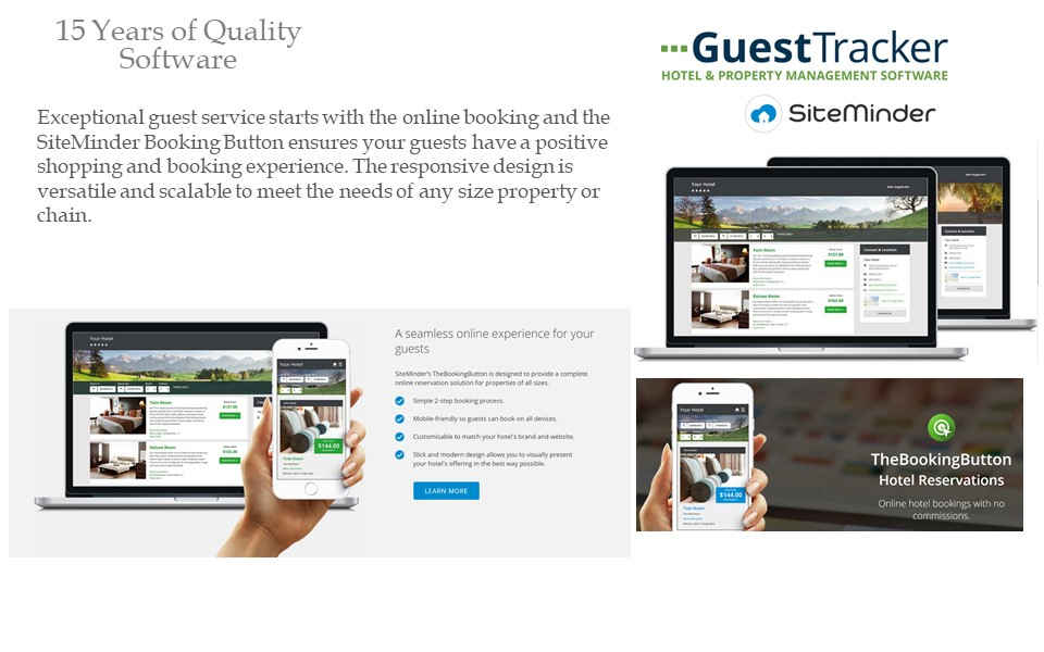 GuestTracker Software - 1