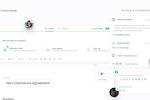 Contractbook screenshot: Editing & Collaboration