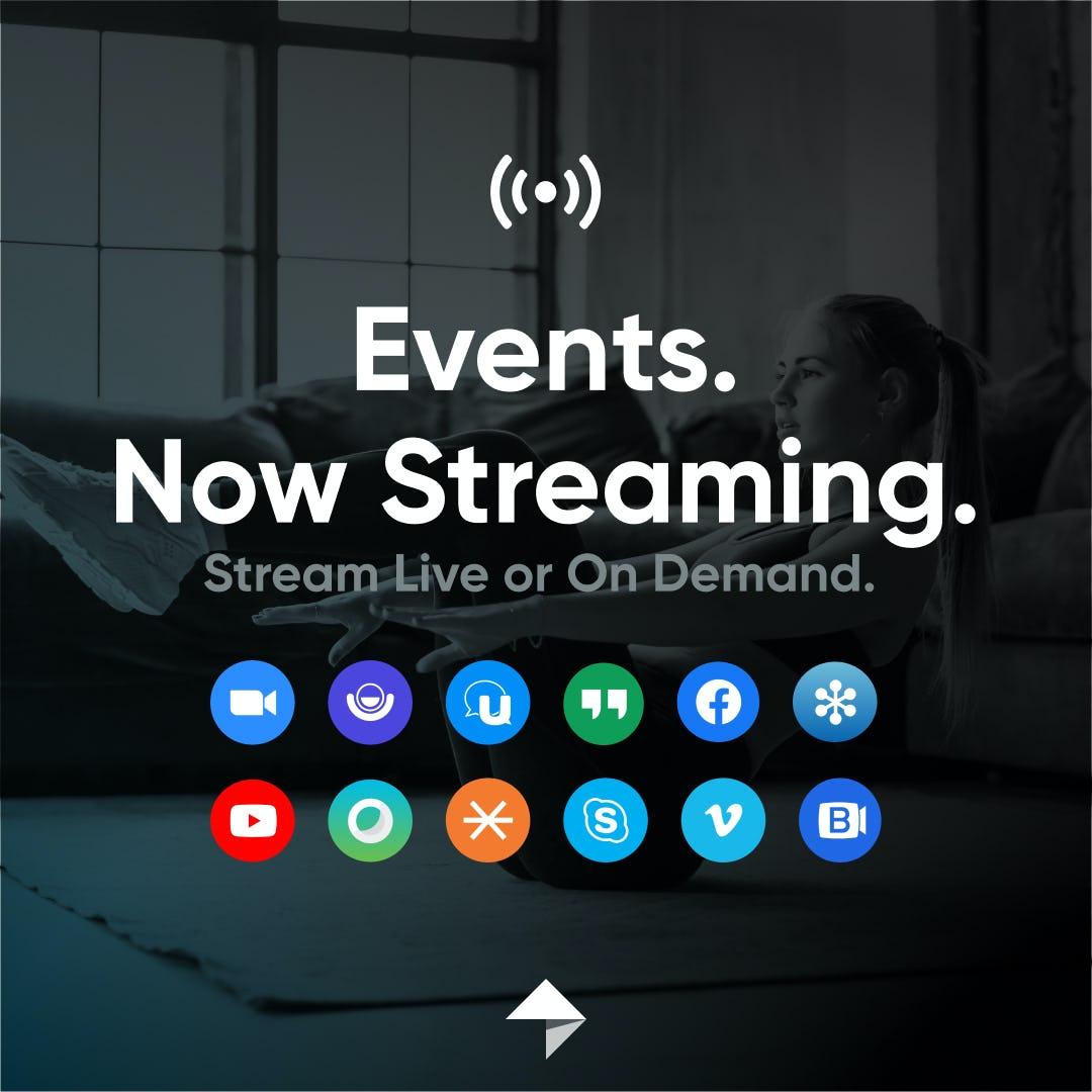 My PT Hub live streaming