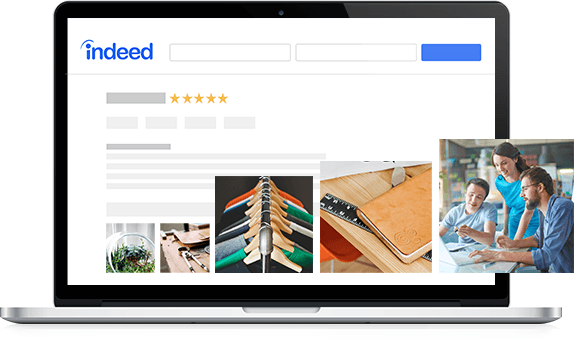Build a talent brand for free with an Indeed company page