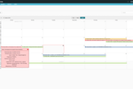 Intelligent Service Management Screenshot: Change management features help ensure changes are planned, communicated, and scheduled