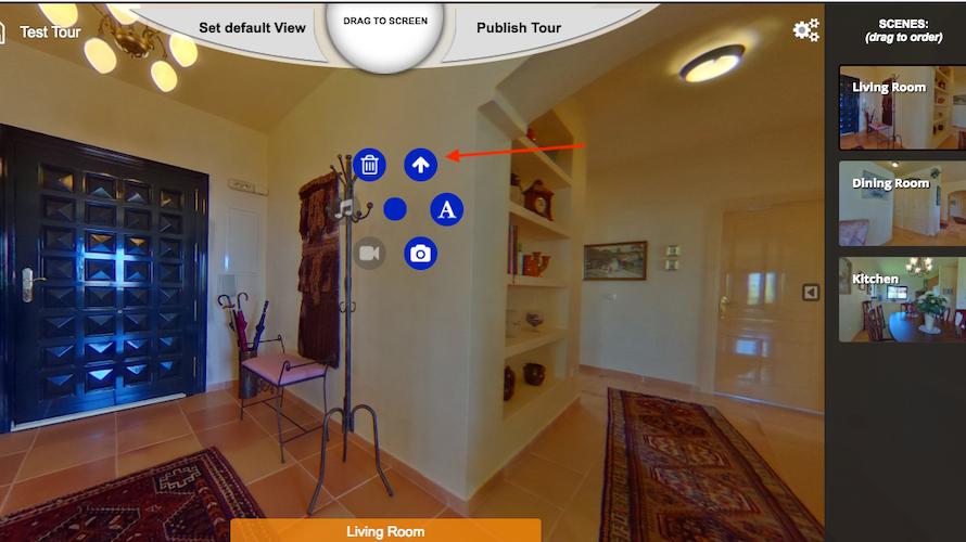 My360 browsing interface screenshot