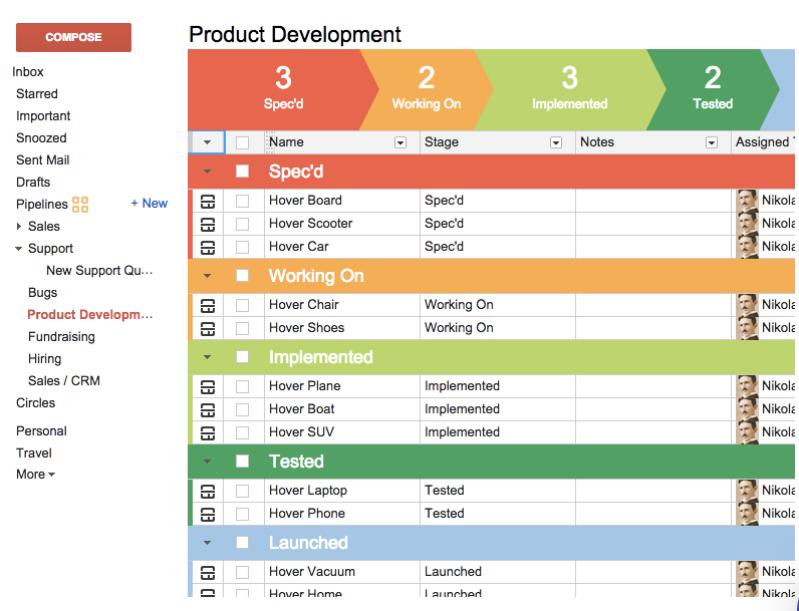Streak Software - Streak development process