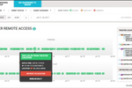 Dhound screenshot: Monitor login attempts on servers or admin panels