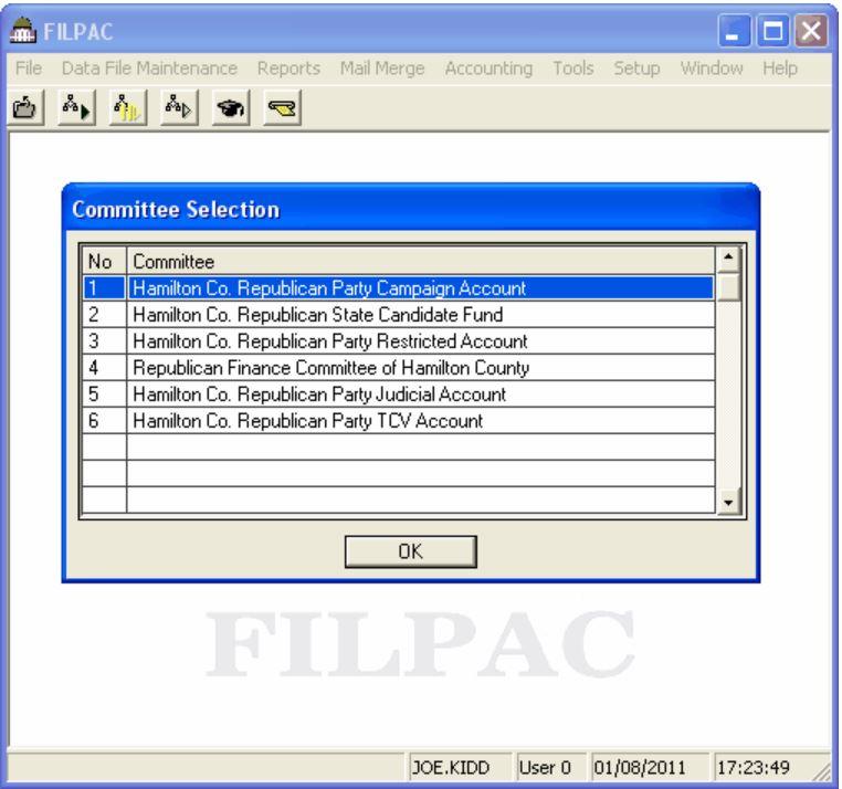 Filpac Software - 2